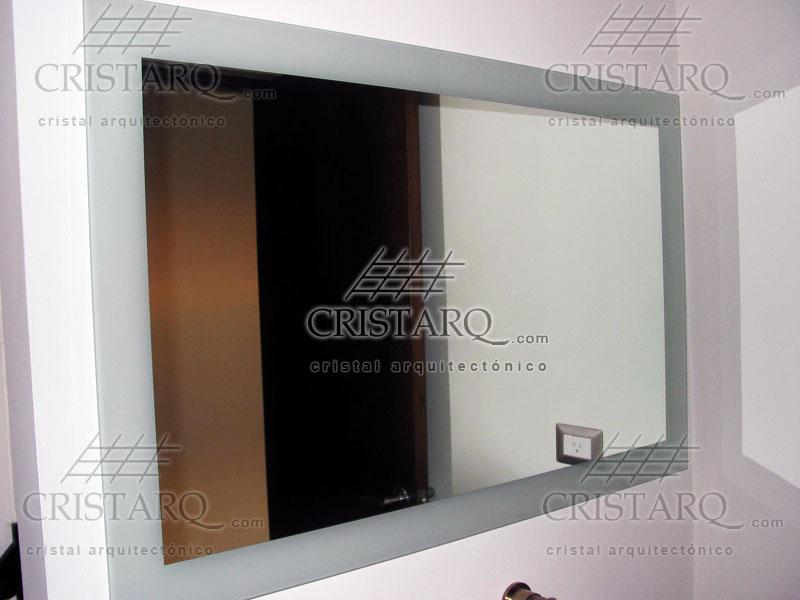 Cristarq catalogo galeria de espejos decorativos para for Espejos decorados para banos