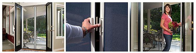 Cristarq mosquiteros enrollables para puertas y ventanas for Mosquiteros de aluminio