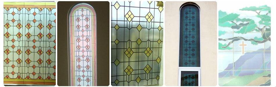 Cristarq peliculas decorativas o viniles adhesivos con - Cristales decorativos para puertas de interior ...
