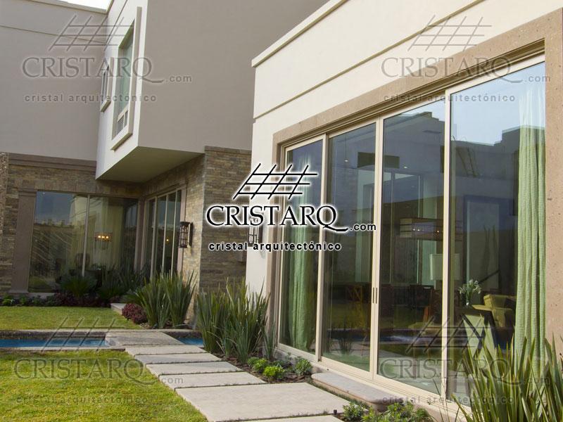 Cristarq ventanas de aluminio en monterrey for Ventanas de aluminio en monterrey